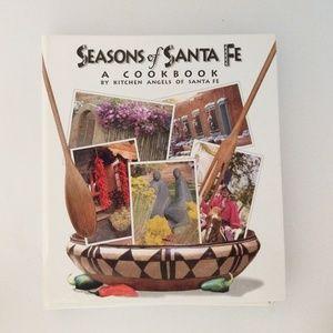 Seasons of Santa Fe Cookbook